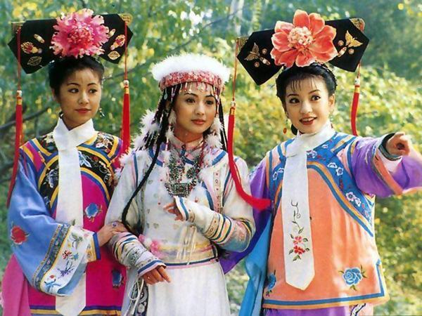 Đọ sắc 3 nàng Hàm Hương tuyệt đẹp của màn ảnh Hoa ngữ-2