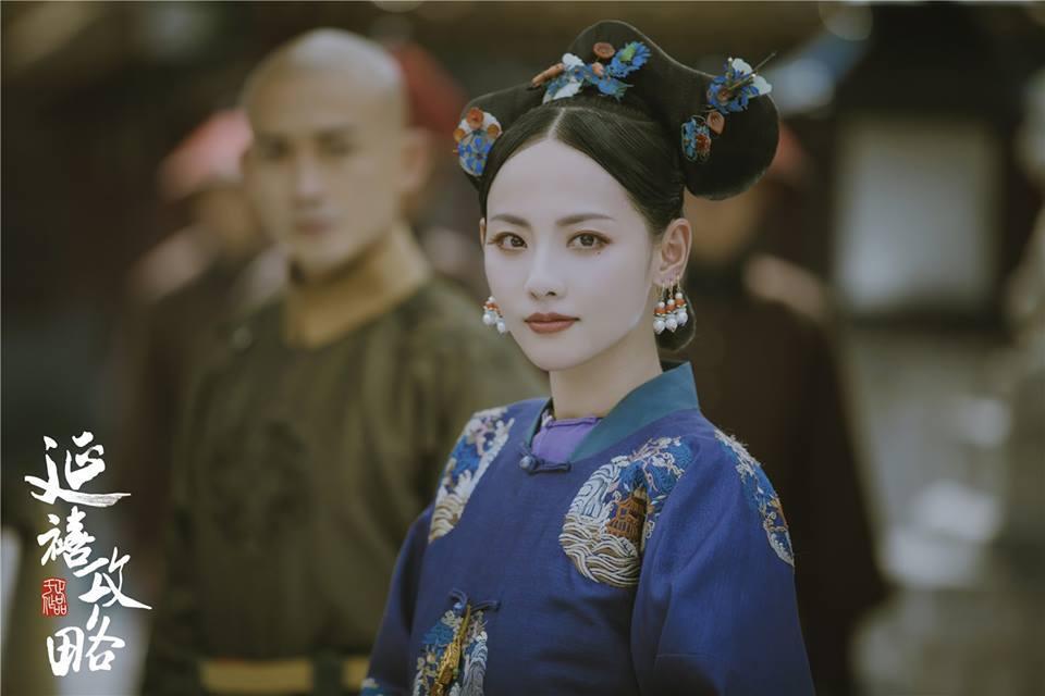 Đọ sắc 3 nàng Hàm Hương tuyệt đẹp của màn ảnh Hoa ngữ-6