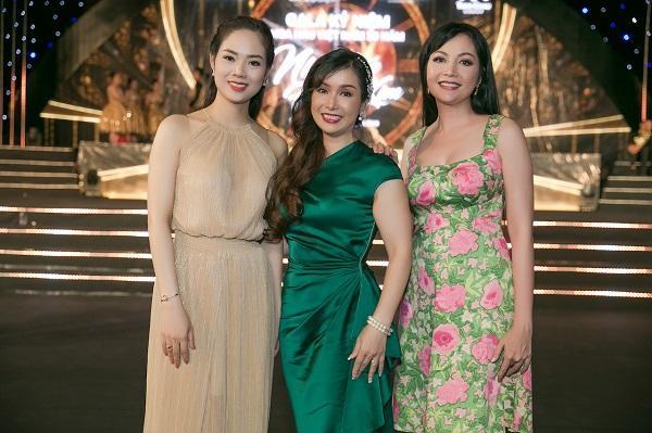 Hoa hậu Việt Nam đầu tiên Bùi Bích Phương: Người đẹp đăng quang năm 2018 phải tài sắc vẹn toàn để thi thế giới-2