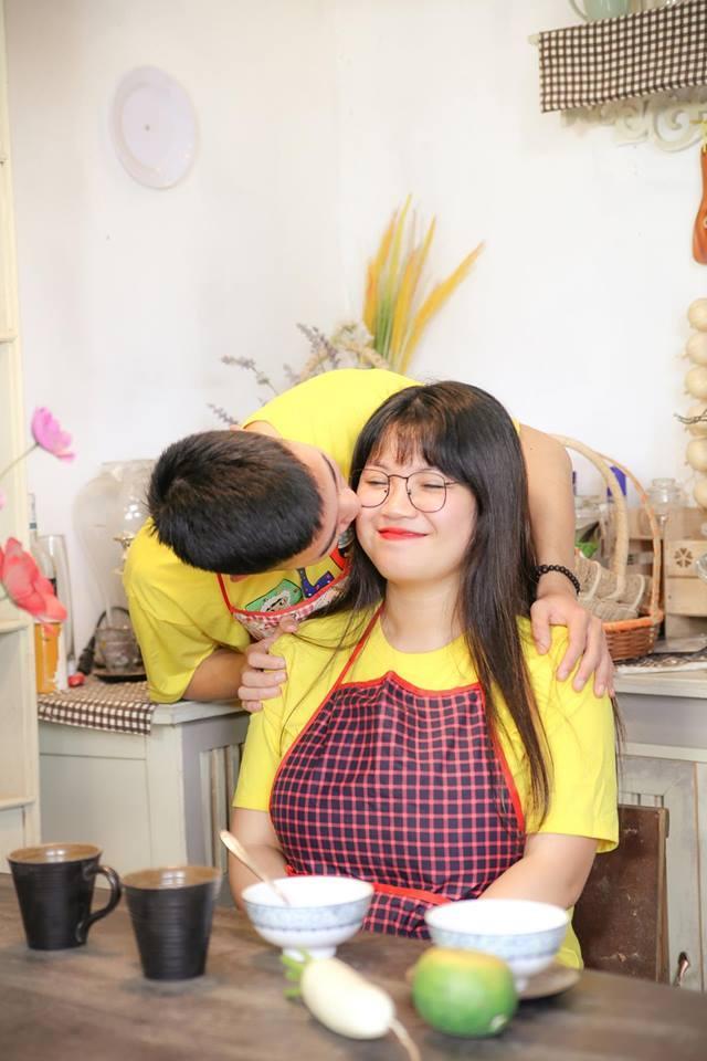 Bị nghi ngờ tình tứ chỉ vì hám fame, nữ sinh Hải Dương ngực 110cm và bạn trai khẳng định yêu nhau thật lòng-4