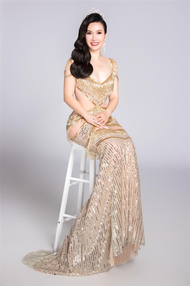 Hoa hậu Việt Nam đầu tiên Bùi Bích Phương: Người đẹp đăng quang năm 2018 phải tài sắc vẹn toàn để thi thế giới-3