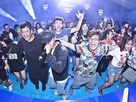 Tuborg Republic of Fun- đại tiệc bãi biển giữa lòng Hà Nội