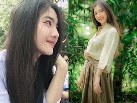 Thiếu nữ An Giang nổi tiếng với những bức ảnh góc nghiêng chụp bằng điện thoại