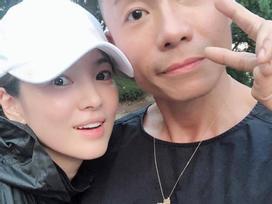 36 tuổi, Song Hye Kyo khoe làn da mịn màng, căng bóng đến gái mới lớn còn phải ghen tị