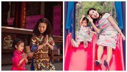 Dân mạng xúc động chia sẻ lại những giây phút ngọt ngào của Mai Phương và con gái trước khi bị ung thư