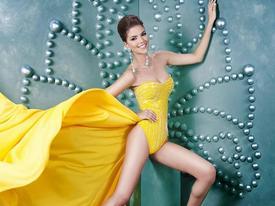Hoa hậu Venezuela bị tước quyền thi thế giới vì tuổi tác