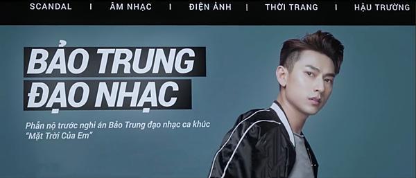 Trong phim mới, Isaac nổi điên dọa đánh Lâm Vinh Hải vì bị tố đạo nhạc-2