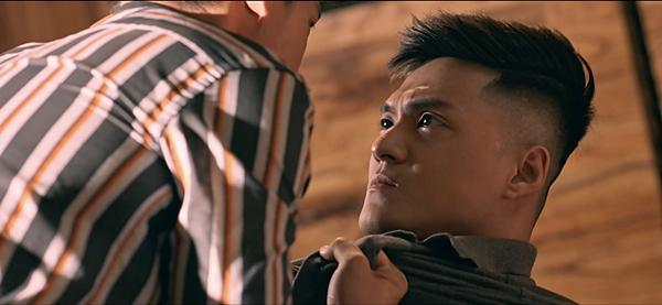 Trong phim mới, Isaac nổi điên dọa đánh Lâm Vinh Hải vì bị tố đạo nhạc-5