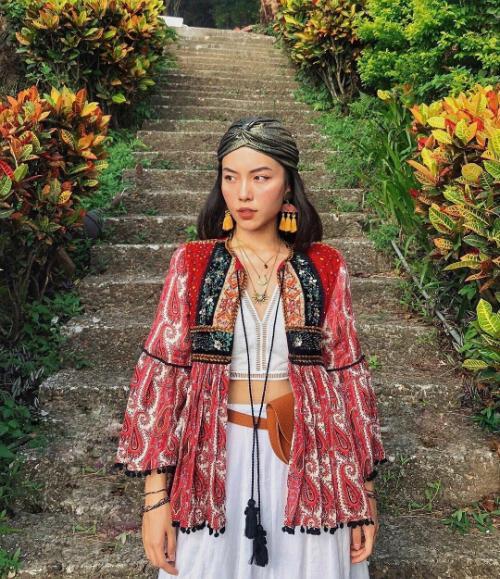 Fashionista Hà Trúc khám phá Đài Loan lạ chưa từng thấy-1