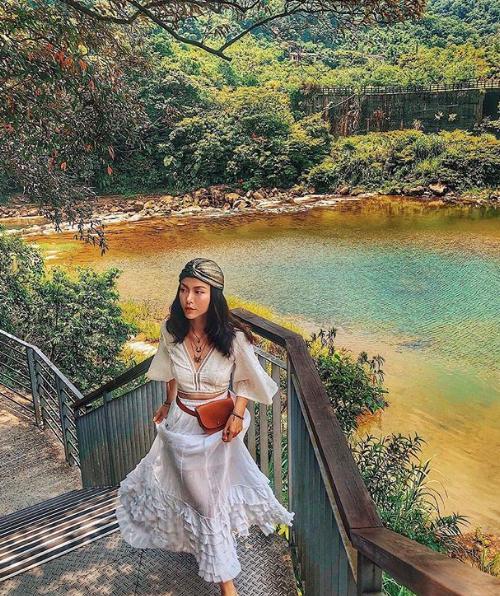 Fashionista Hà Trúc khám phá Đài Loan lạ chưa từng thấy-2