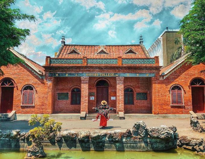 Fashionista Hà Trúc khám phá Đài Loan lạ chưa từng thấy-7