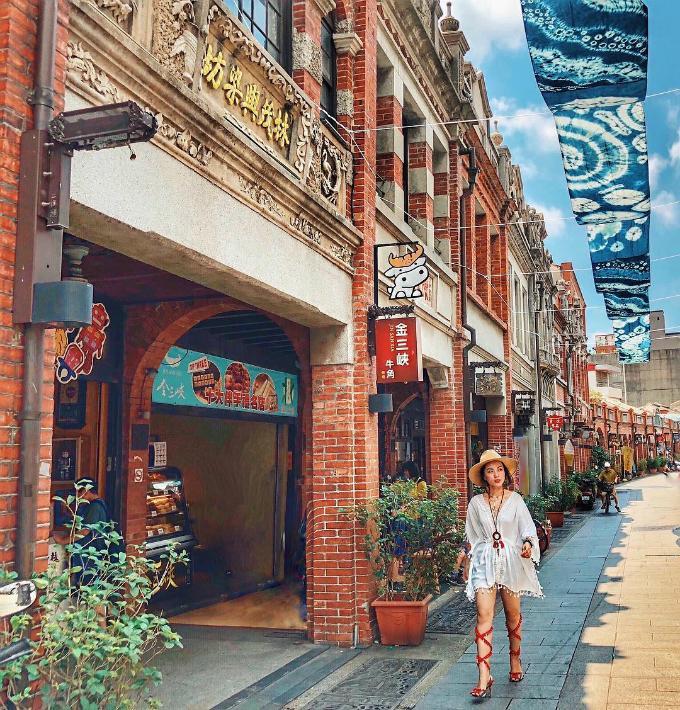 Fashionista Hà Trúc khám phá Đài Loan lạ chưa từng thấy-9