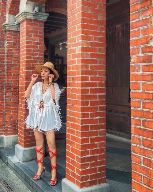 Fashionista Hà Trúc khám phá Đài Loan lạ chưa từng thấy-12