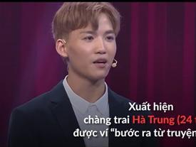 'Trạng nguyên tiếng Hàn' đẹp trai, lên tivi hẹn hò bạn gái hơn tuổi