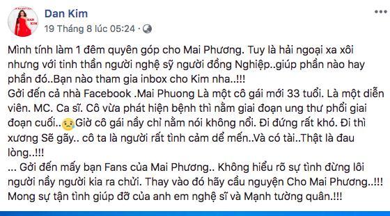 Bố của con gái Mai Phương dù rất muốn nhưng chưa thể về thăm vì trục trặc giấy tờ và khó khăn tài chính-8
