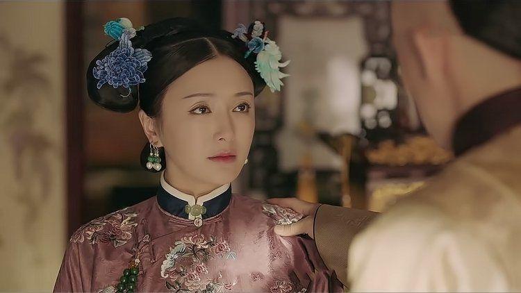 Xa Thi Mạn - Dương Mịch - Tần Lam - Đổng Khiết: Ai mới là Phú Sát hoàng hậu đẹp nhất màn ảnh?-4