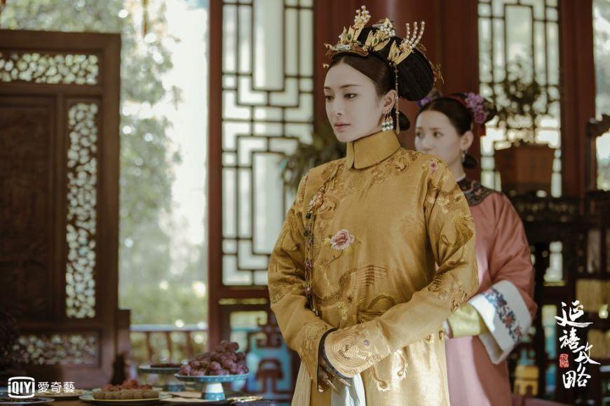 Xa Thi Mạn - Dương Mịch - Tần Lam - Đổng Khiết: Ai mới là Phú Sát hoàng hậu đẹp nhất màn ảnh?-3