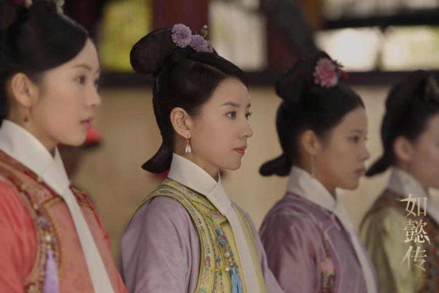 Xa Thi Mạn - Dương Mịch - Tần Lam - Đổng Khiết: Ai mới là Phú Sát hoàng hậu đẹp nhất màn ảnh?-13