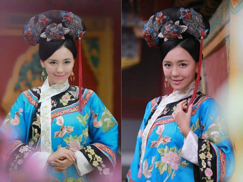 Xa Thi Mạn - Dương Mịch - Tần Lam - Đổng Khiết: Ai mới là Phú Sát hoàng hậu đẹp nhất màn ảnh?-15