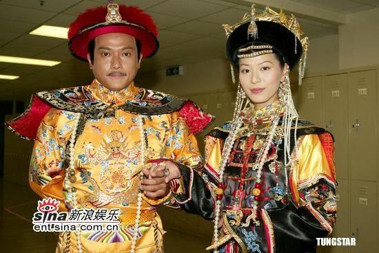 Xa Thi Mạn - Dương Mịch - Tần Lam - Đổng Khiết: Ai mới là Phú Sát hoàng hậu đẹp nhất màn ảnh?-17