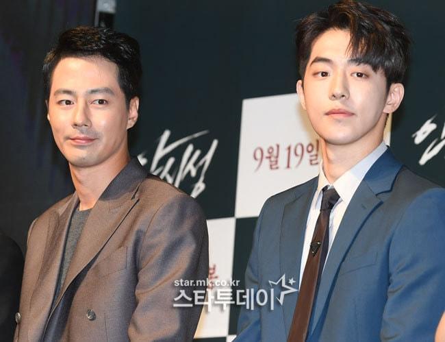 Nam Joo Hyuk tiết lộ anh luôn ngưỡng mộ Jo In Sung, xem nam tài tử như thần tượng - Ảnh 2.