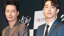 'Đệ nhất mỹ nam Hàn' Jo In Sung đọ sắc bên 9x trẻ tuổi Nam Joo Hyuk
