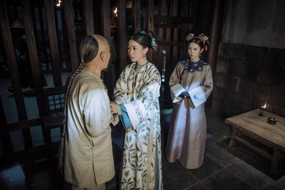 BẤT NGỜ CHƯA: Cách đây 16 năm, Nhàn phi Xa Thi Mạn từng là Phú Sát hoàng hậu-2