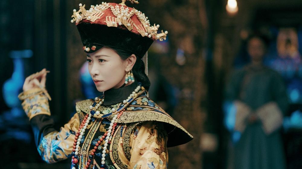 BẤT NGỜ CHƯA: Cách đây 16 năm, Nhàn phi Xa Thi Mạn từng là Phú Sát hoàng hậu-3