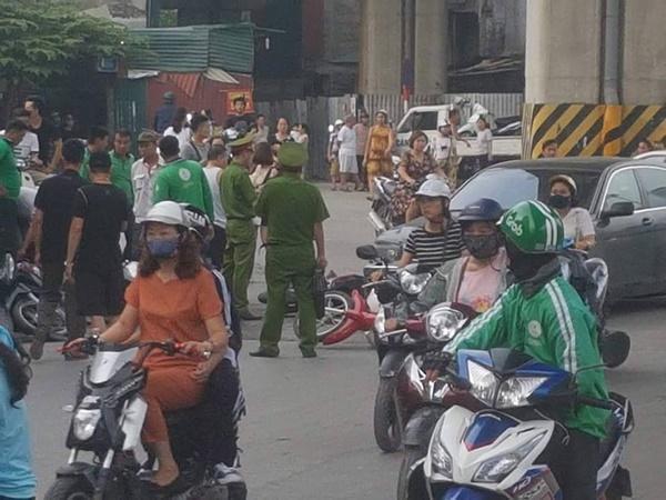 Nữ tài xế lái BMW đâm liên hoàn trên đường Hà Nội-3