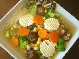 Hội chị em 'sốt sình sịch' trước những món chay ngon cực dễ làm trong 'tháng cô hồn'