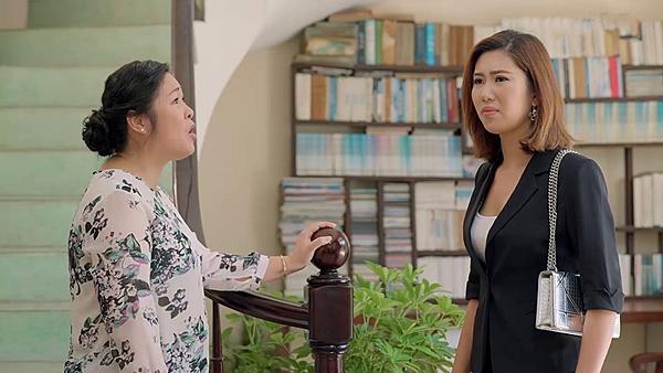 Gạo nếp gạo tẻ tập 47: Lê Phương bị cả gia đình chồng hùa nhau khủng bố ép ly hôn-6