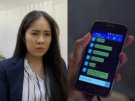 'Gạo nếp gạo tẻ' tập 47: Lê Phương bị cả gia đình chồng hùa nhau 'khủng bố' ép ly hôn