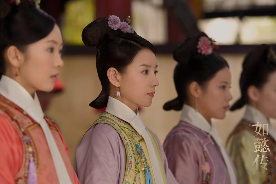 Loạt ảnh lịch sử giải oan cho thời trang thảm họa của Châu Tấn trong Hậu cung Như Ý Truyện-9