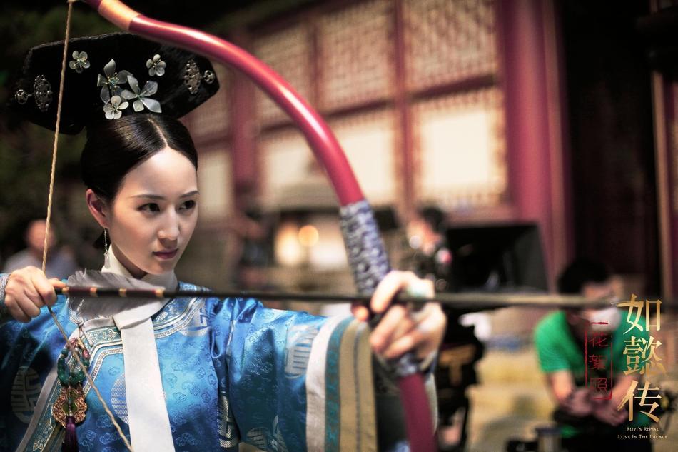 Loạt ảnh lịch sử giải oan cho thời trang thảm họa của Châu Tấn trong Hậu cung Như Ý Truyện-10