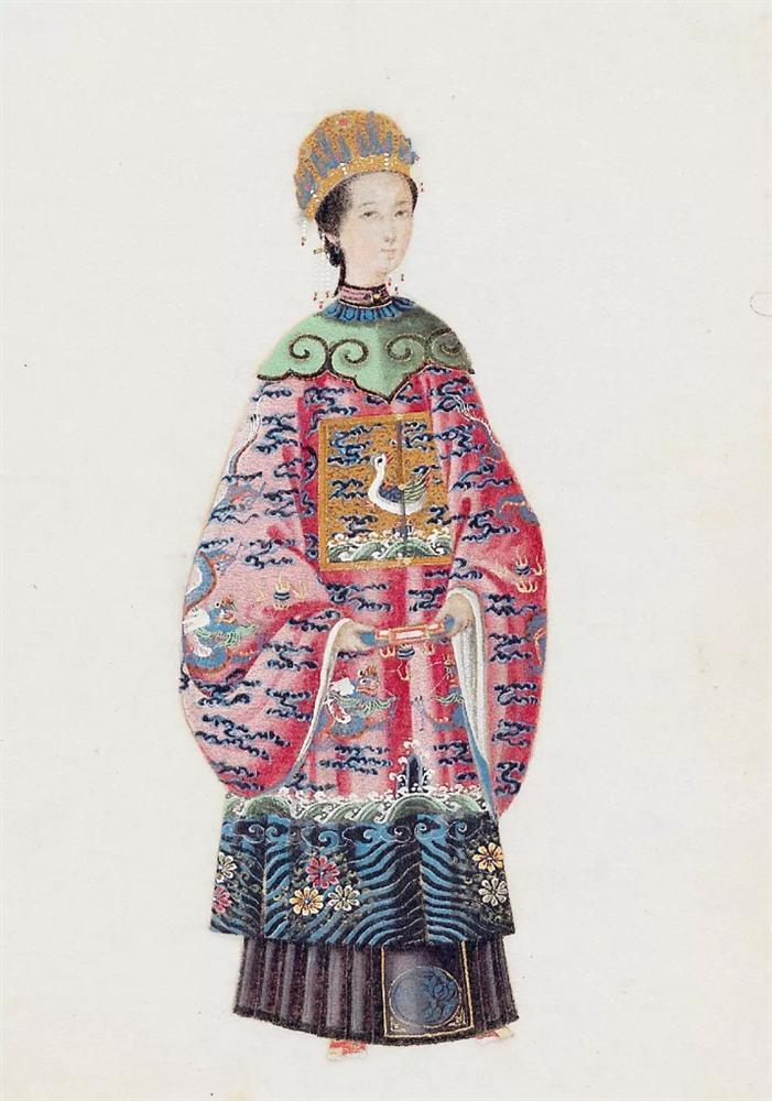 Loạt ảnh lịch sử giải oan cho thời trang thảm họa của Châu Tấn trong Hậu cung Như Ý Truyện-11