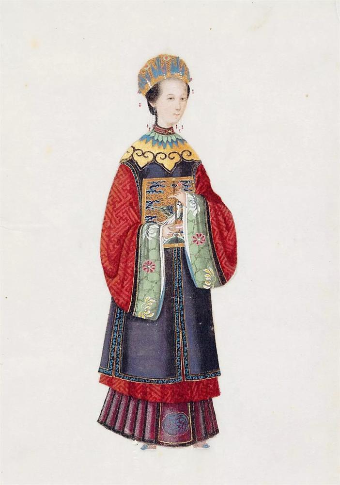 Loạt ảnh lịch sử giải oan cho thời trang thảm họa của Châu Tấn trong Hậu cung Như Ý Truyện-12
