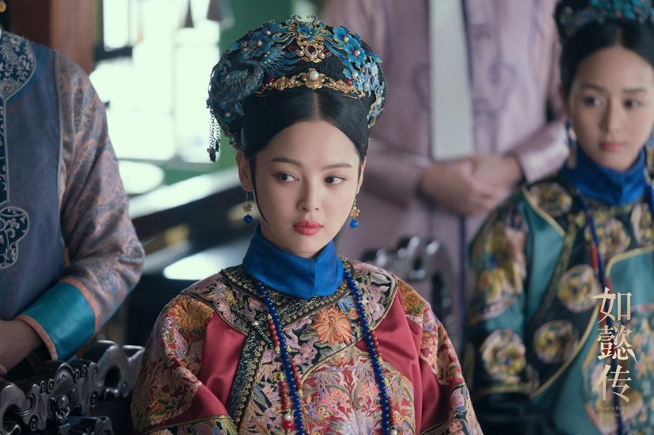 Loạt ảnh lịch sử giải oan cho thời trang thảm họa của Châu Tấn trong Hậu cung Như Ý Truyện-15