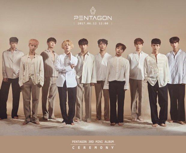Cube thông báo Pentagon hoạt động với 8 thành viên: Tương lai EDawn ra sao?-4