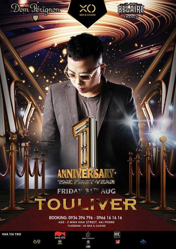 Dàn sao dự XO Bar & Cuisine Anniversary 1 Year-2