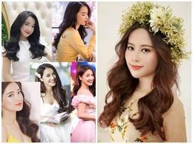 Nhã Phương, Nam Em cạnh tranh ngôi vị 'nữ thần' với kiểu tóc đẹp