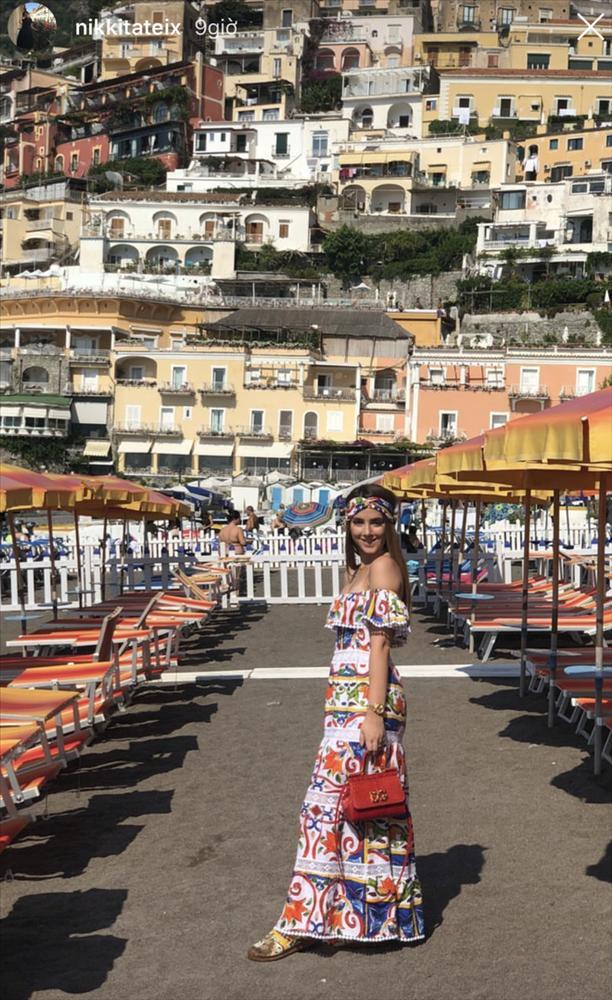Em chồng ngọc nữ Tăng Thanh Hà tận hưởng kỳ du lịch đúng chuẩn Rich Kid cùng bạn gái Tây tại Ý-3