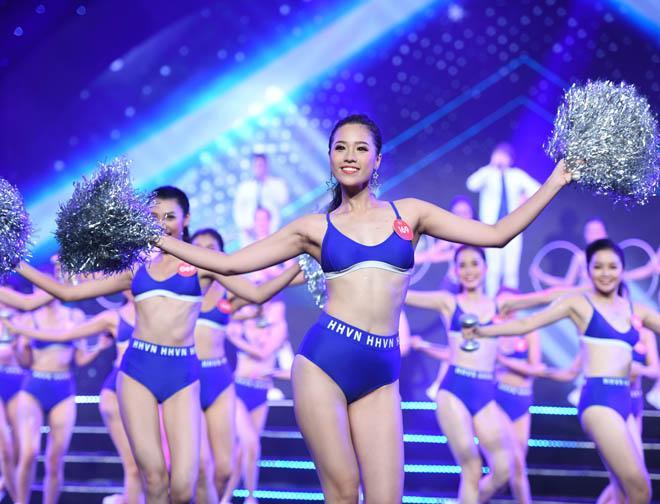 Hoa khôi 10X trường Trần Phú tiết lộ bí mật sau 3 vòng 85-60-93-3