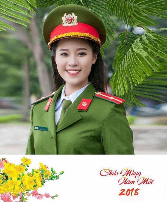 Hoa khôi 10X trường Trần Phú tiết lộ bí mật sau 3 vòng 85-60-93-6