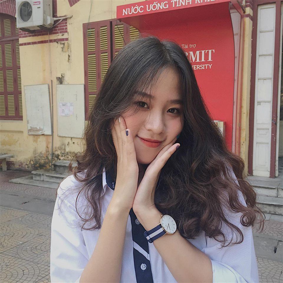 Hoa khôi 10X trường Trần Phú tiết lộ bí mật sau 3 vòng 85-60-93-7
