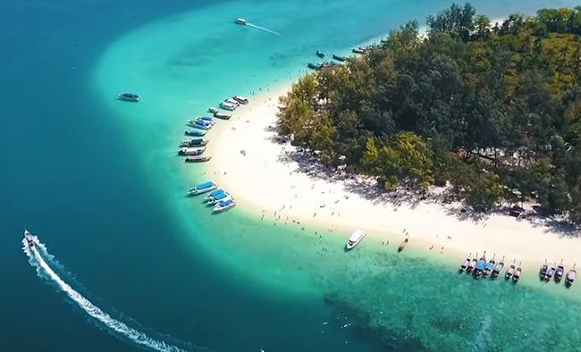 Không chỉ có Đảo Phi Phi hay Phuket, Krabi của Thái Lan cũng đẹp mê hồn-1