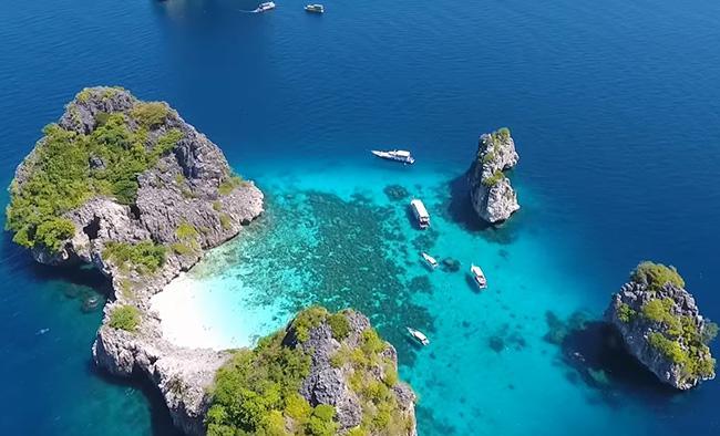 Không chỉ có Đảo Phi Phi hay Phuket, Krabi của Thái Lan cũng đẹp mê hồn-5