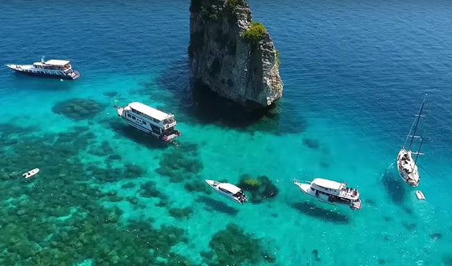 Không chỉ có Đảo Phi Phi hay Phuket, Krabi của Thái Lan cũng đẹp mê hồn-6