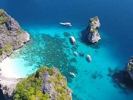 Không chỉ có Đảo Phi Phi hay Phuket, Krabi của Thái Lan cũng đẹp mê hồn