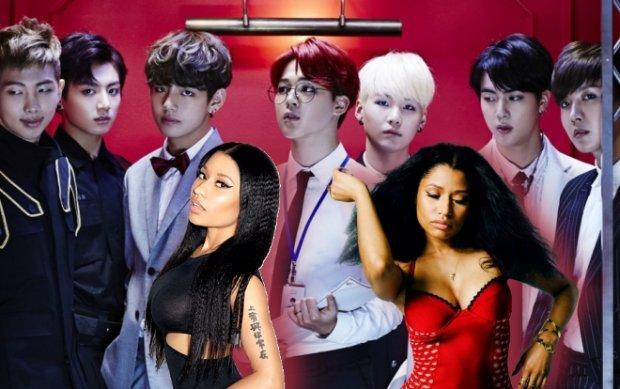 HOT: BTS xác nhận hợp tác cùng Nicki Minaj trong album mới Love Yourself :Answer-4