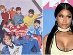 HOT: BTS xác nhận hợp tác cùng Nicki Minaj trong album mới 'Love Yourself :Answer'